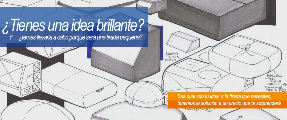 Tienes una idea brillante - Digibox