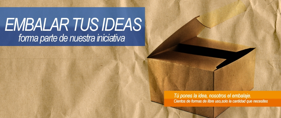Embalar tus Ideas - Digibox